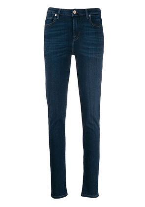 7 For All Mankind skinny jeans - Blue