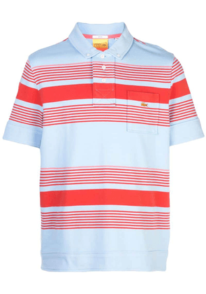 Opening Ceremony x Lacoste polo shirt - Blue