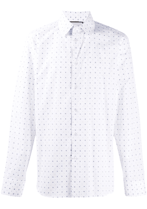 Gucci G dot Oxford shirt - White