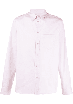 Gucci classic fit shirt - Pink
