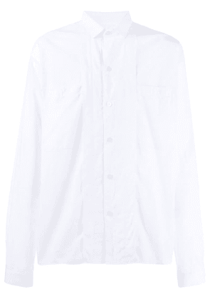 Ann Demeulemeester dress shirt - White