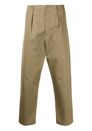 Valentino cargo pleated trousers - Neutrals
