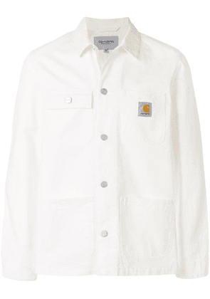 Carhartt classic fitted jacket - White
