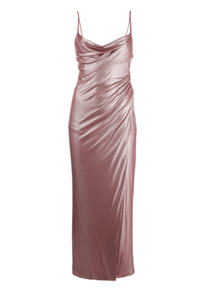 Galvan Mars dress - Pink