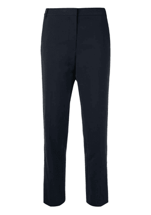 Dion Lee classic straight-leg trousers - Black