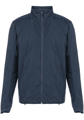 Arc'teryx Veilance longsleeved zipped lightweight jacket - Blue