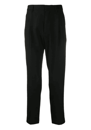 Ann Demeulemeester classic tailored trousers - Black