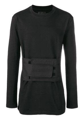 D.Gnak perfectly fitted sweater - Black