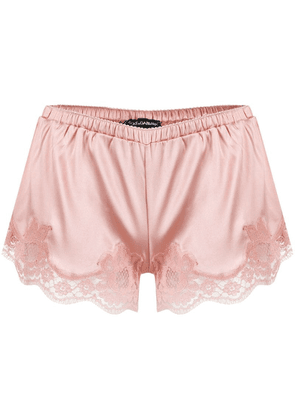 Dolce & Gabbana lace detail cami-knickers - Pink