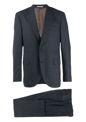 Brunello Cucinelli two piece suit - Blue