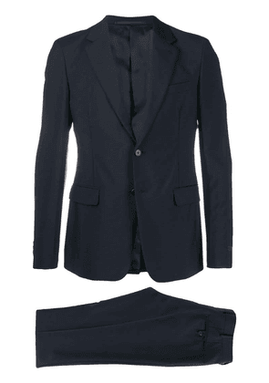 Prada single-breasted tailored suit - Black