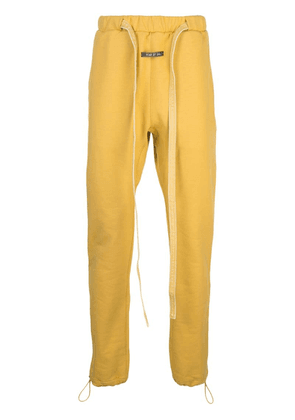 Fear Of God regular-fit track trousers - Yellow