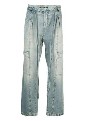Fear Of God straight-leg denim jeans - Blue