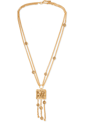 Chloé - Femininities Gold-tone Necklace - one size