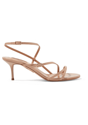 Aquazzura - Carolyne 60 Leather Sandals - IT35