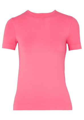 Helmut Lang - Baby Stretch-jersey T-shirt - Pink