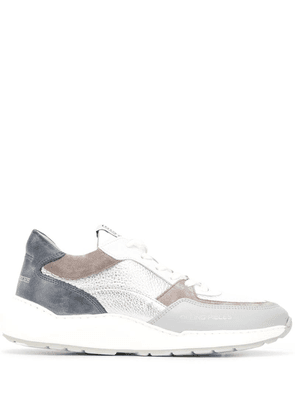 Filling Pieces panelled sneakers - Grey