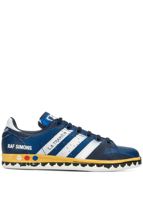Adidas By Raf Simons Stan Smith printed sneakers - Blue