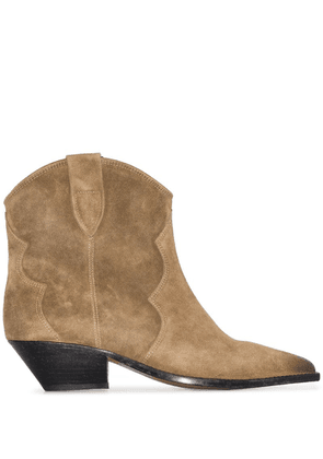 Isabel Marant Dewina ankle boots - Neutrals