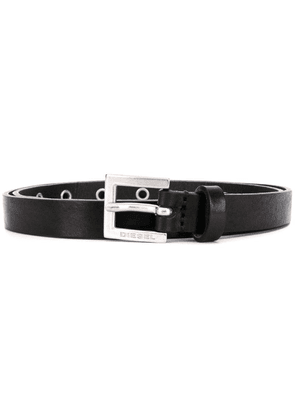 Diesel classic buckle belt - Black