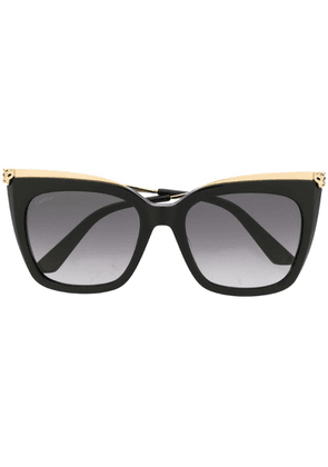 Cartier Panthère de Cartier sunglasses - Black