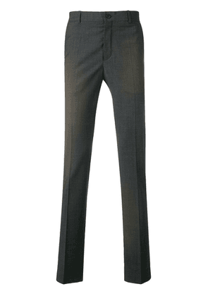 Balenciaga tailored slim-fit trousers - Grey