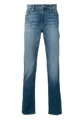 FRAME slim fit faded jeans - Blue