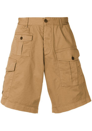 Dsquared2 cargo shorts - Neutrals