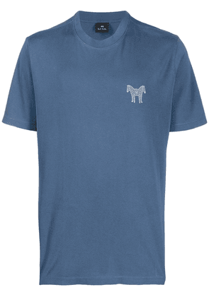 PS Paul Smith classic brand T-shirt - Blue