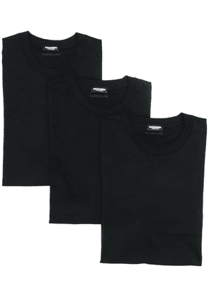 Dsquared2 basic T-shirt pack - Black
