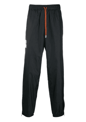 Heron Preston drawstring track trousers - Black