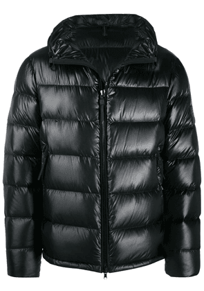 Peuterey long sleeve padded jacket - Black