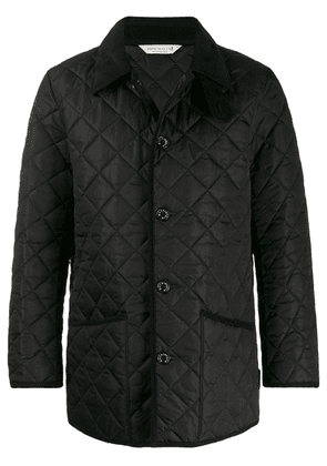Mackintosh WAVERLY Black Nylon Quilted Jacket GQ-1001