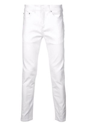 Neil Barrett super slim-fit jeans - White