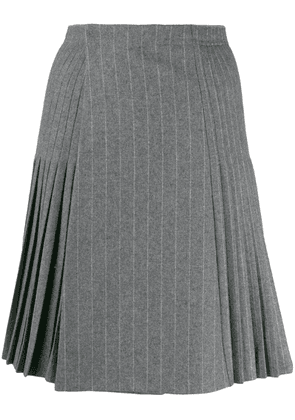 Ermanno Scervino pleated skirt - Grey