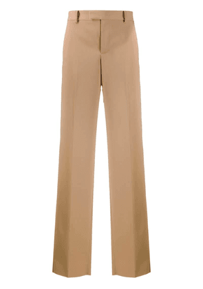 Bottega Veneta wide leg tailored trousers - Neutrals