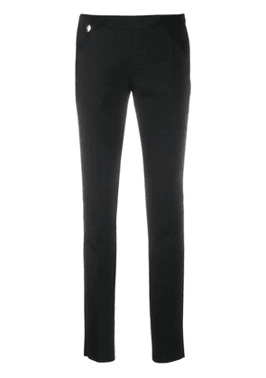 Philipp Plein Crystal skinny trousers - Black