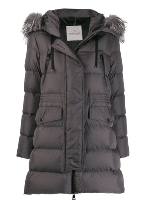 Moncler padded coat - Grey