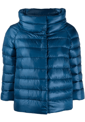 Herno padded jacket - Blue