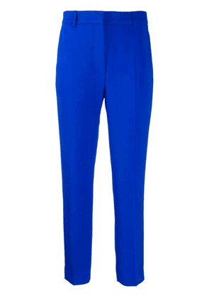 Emilio Pucci straight-leg trousers - Blue