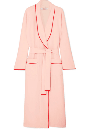 Sleeper - Stretch-twill Robe - Antique rose