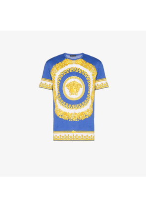Versace Medusa print cotton T-shirt