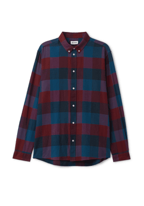 Seattle Check Shirt - Red