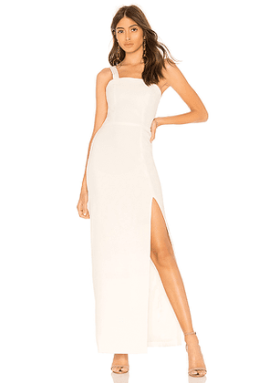 by the way. Marina Maxi in White. Size M.