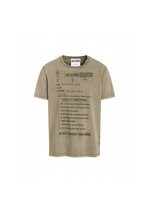 Army Label Jersey T-shirt