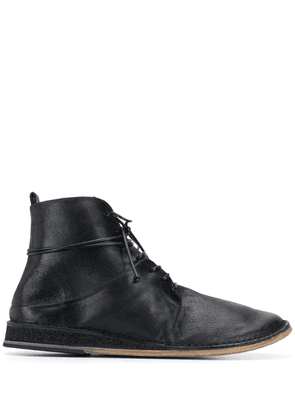 Marsèll ankle lace-up boots - Black