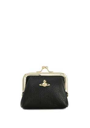 Vivienne Westwood orb coin purse - Black
