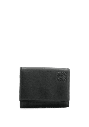 Loewe small vertical wallet - Black