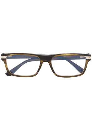 Cartier Santos de Cartier optical glasses - Brown