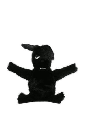 Rick Owens bunny shaped wallet - Black